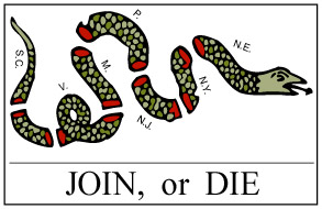 Join or Die New York
