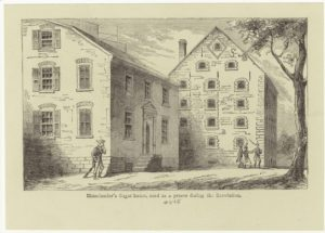 Culper Spy Ring Sugar House Prison